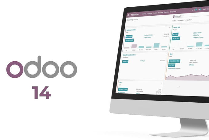 Odoo 14 Update and odoo 14 migration