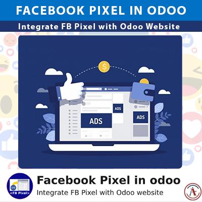 Facebook pixel in odoo