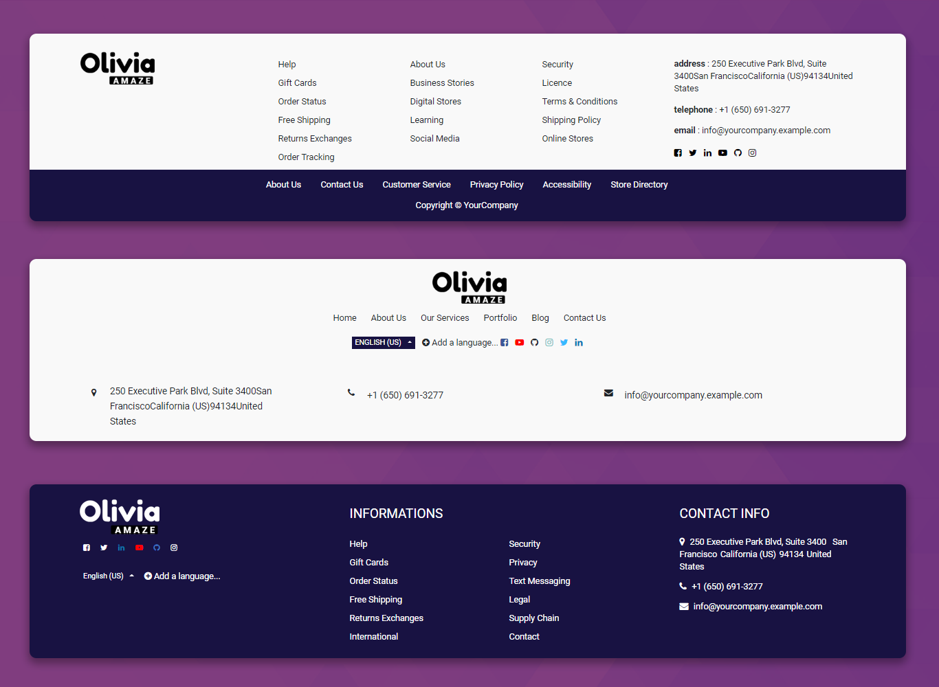 odoo theme for your ecommerce